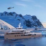 seaexplorer77 Russische miljardair ijsbreker privéjacht €100 miljoen