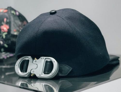 SS19 Dior accessoires Matthew Williams ALYX