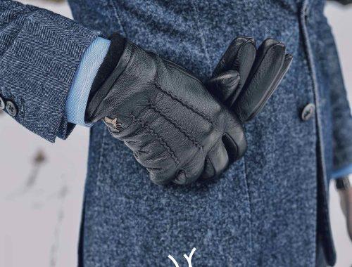 Schwartz & von Halen handschoenen