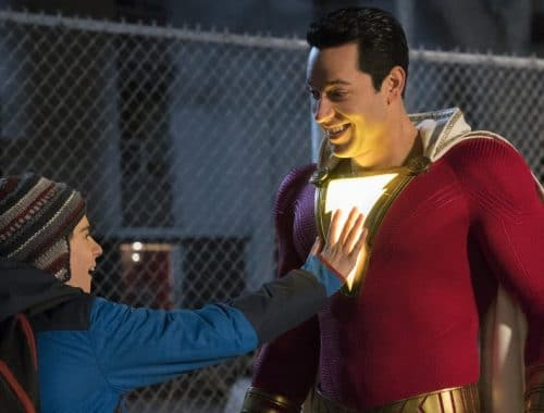 Shazam! bioscoop trailer