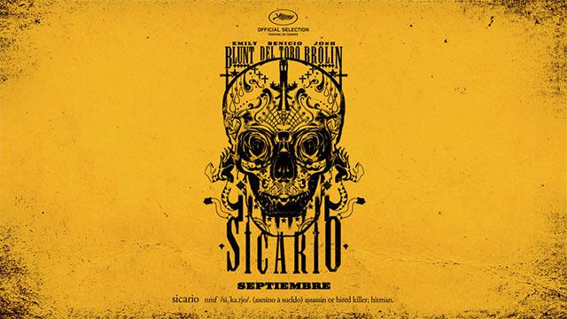 'Sicario' officiële trailer bioscoop film Mannenstyle