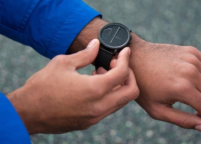 Skagen Connected Hybrid Smartwatch horloges