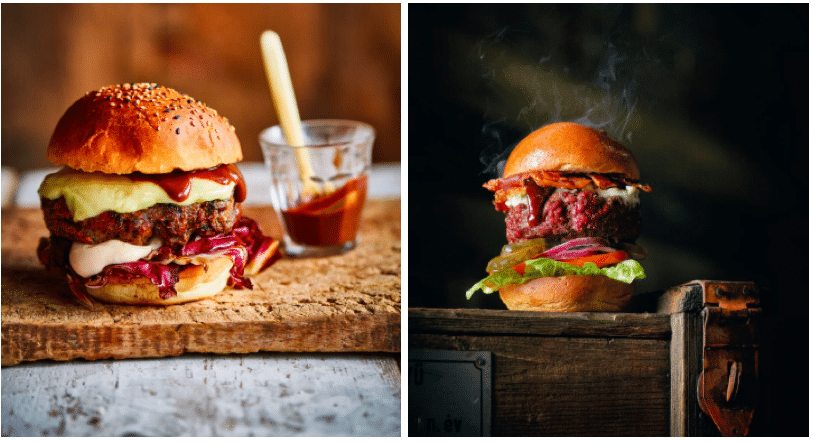 Smokey Goodness Burgers & Bites foodhallen den haag