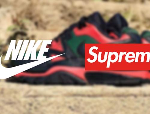 Supreme x Nike Air Cross Trainer 3 Low