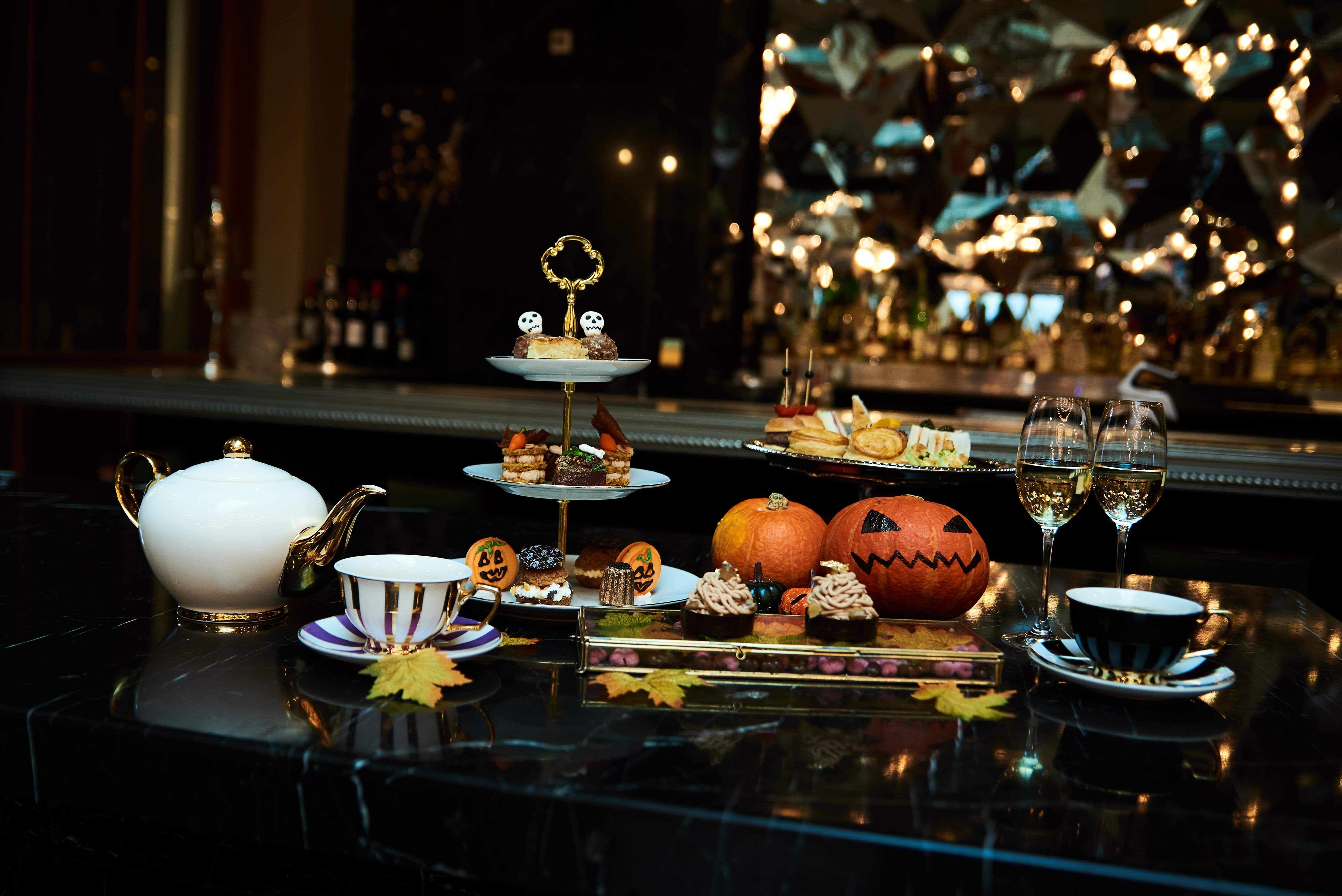 THE DUCHESS – Halloween Chocolate Explosion & Afternoon Tea