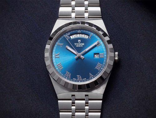TUDOR Royal Blue 41mm-28600-0005
