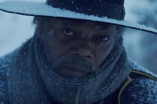 Tarantino's 'The Hateful Eight' Officiële Teaser Trailer