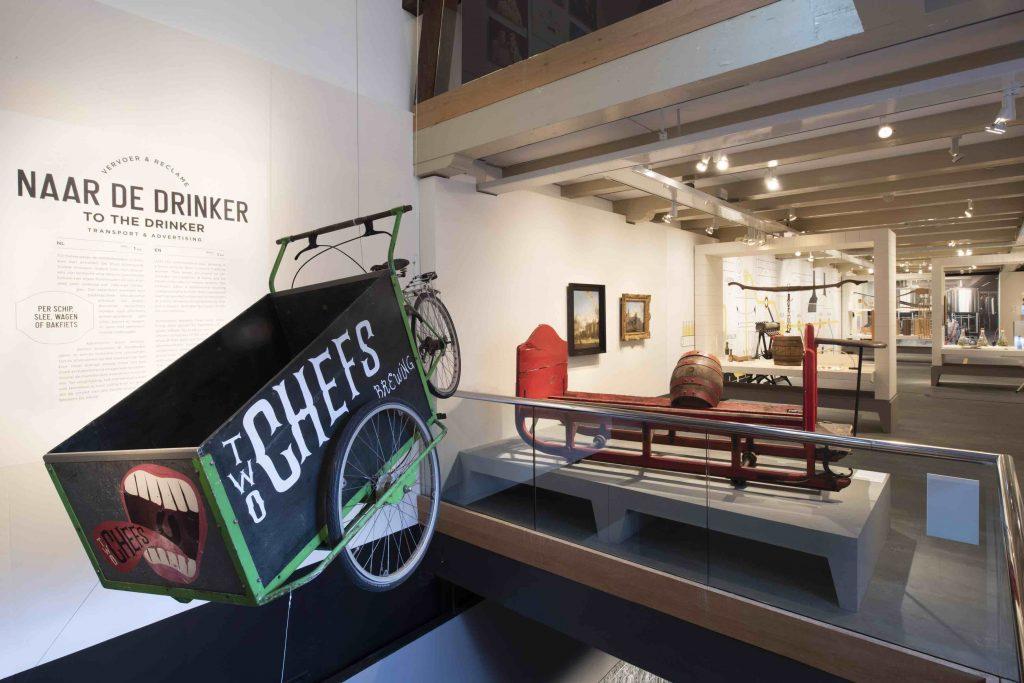 Bier. Amsterdam, stad van bier en brouwers - Amsterdam Musem