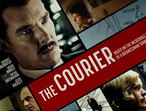 The Courier trailer Benedict Cumberbatch
