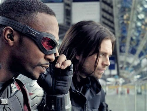 nieuwe The Falcon and the Winter Soldier trailer