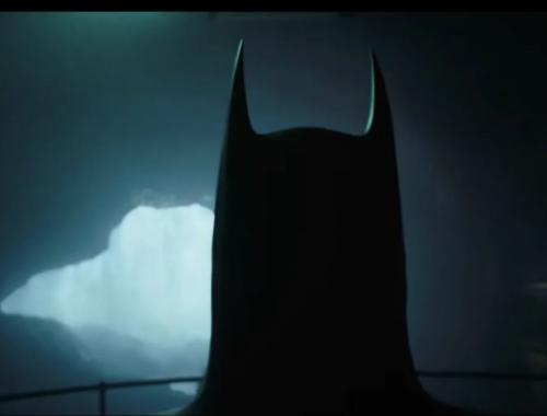The Flash DC FanDome trailer batman michael keaton