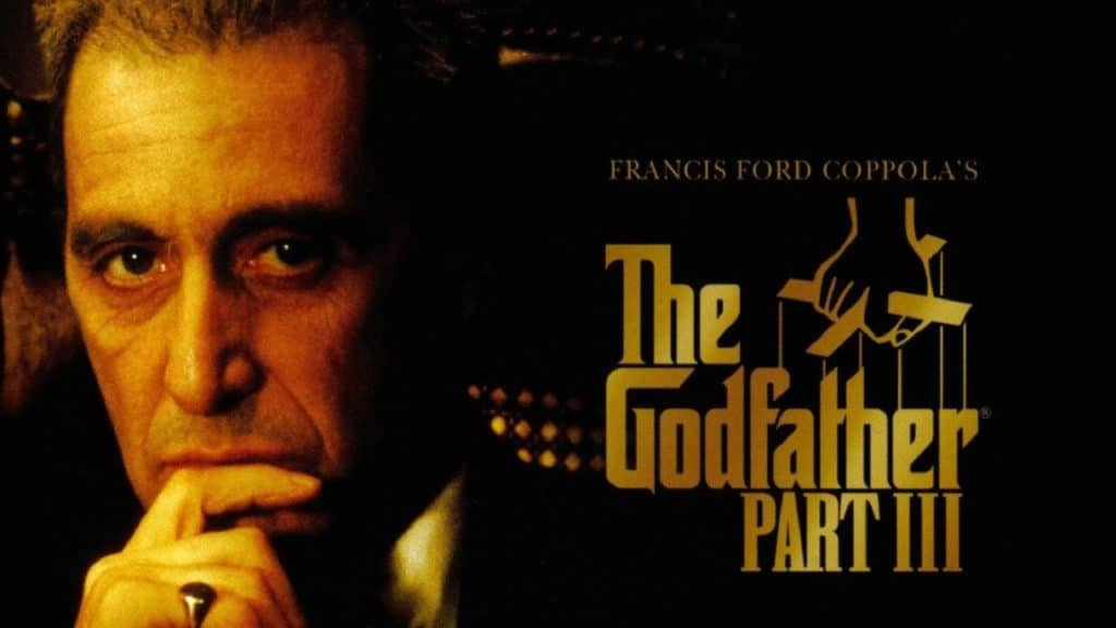 The Godfather III nieuwe versie coppola