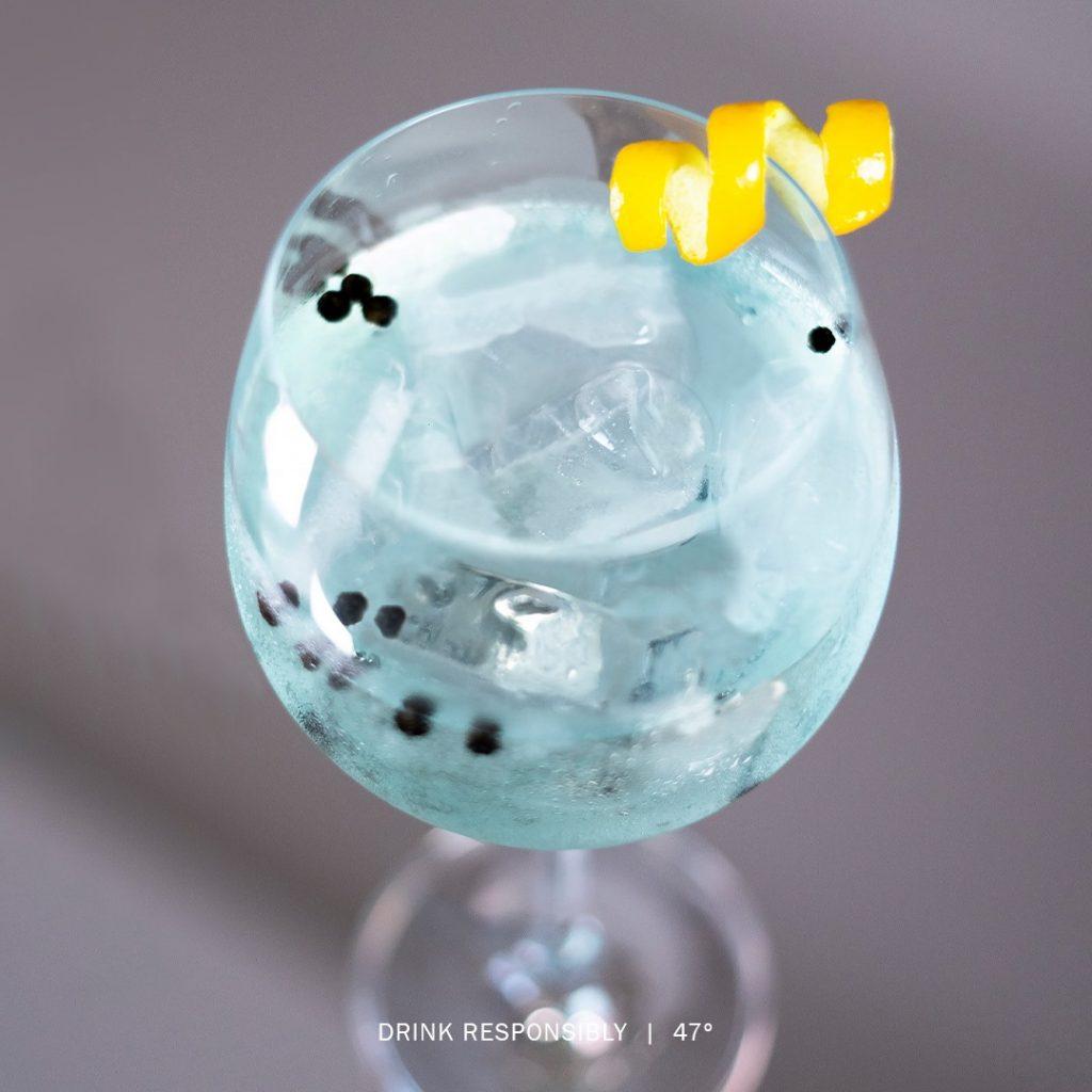 The London N.o1 Gin & tonic