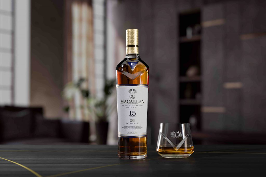 The Macallan Double Cask 15 years old