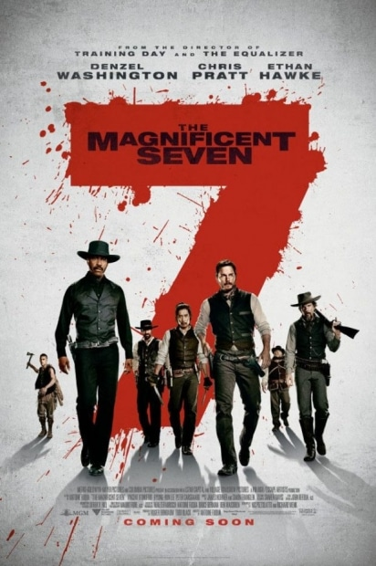 The-Magnificent-Seven-poster-bioscoop