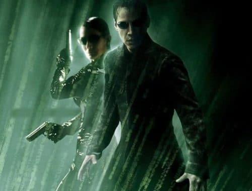 The Matrix- Resurrections matrix 4 titel trailer