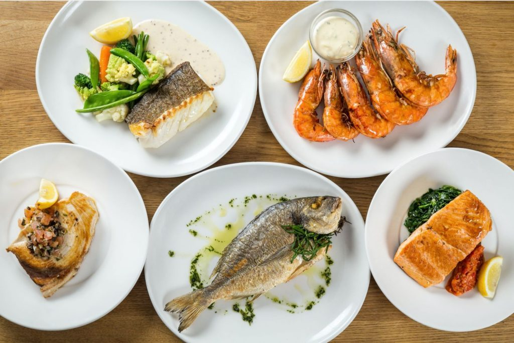 The Seafood Bar Londen
