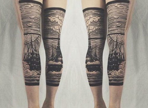 Thieves of Tower tattoo-kunst tatoeages