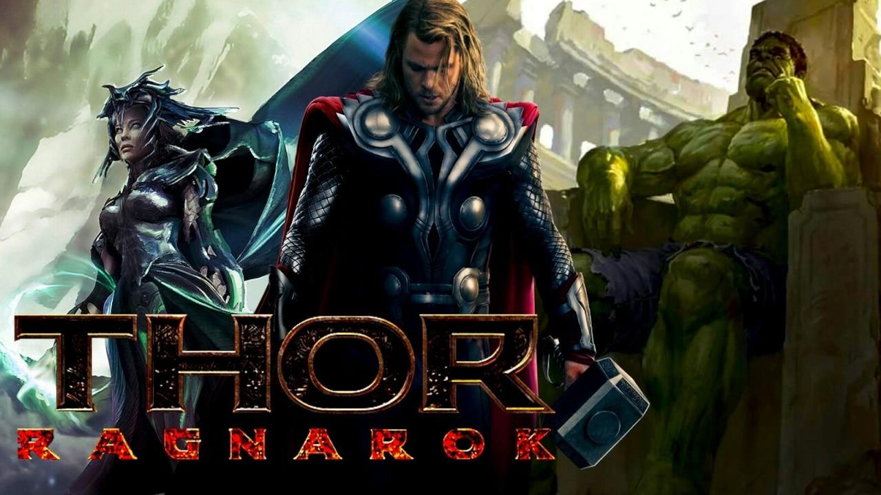 Thor: Ragnarok trailer - Marvel