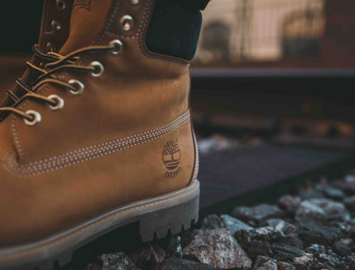 Timberland limited edition 45th Anniversary boot
