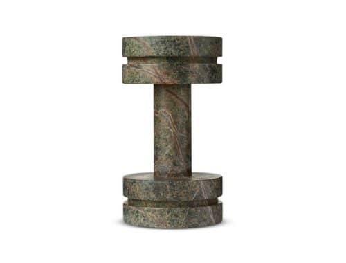 Tom Dixon marmeren woonaccessoires - Rock collection