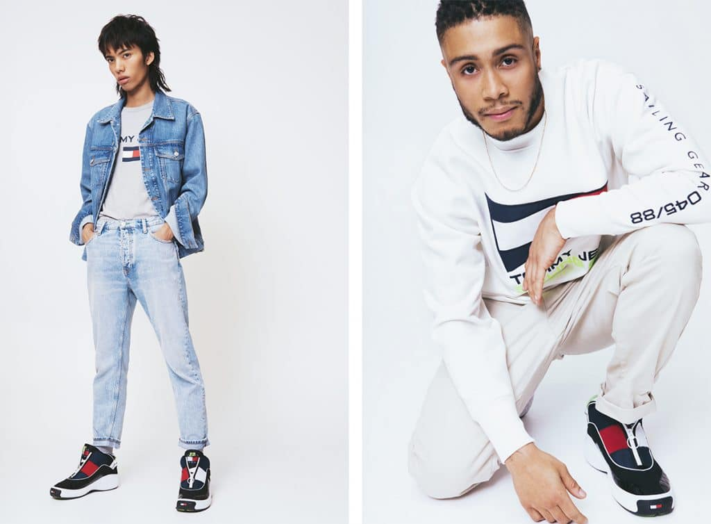 Tommy Jeans Spring 2018 Capsule Collectie