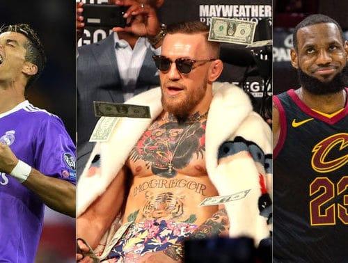 Top 10 Best Betaalde Sporters van 2018