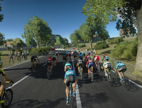 Tour de France 2020 game winnen