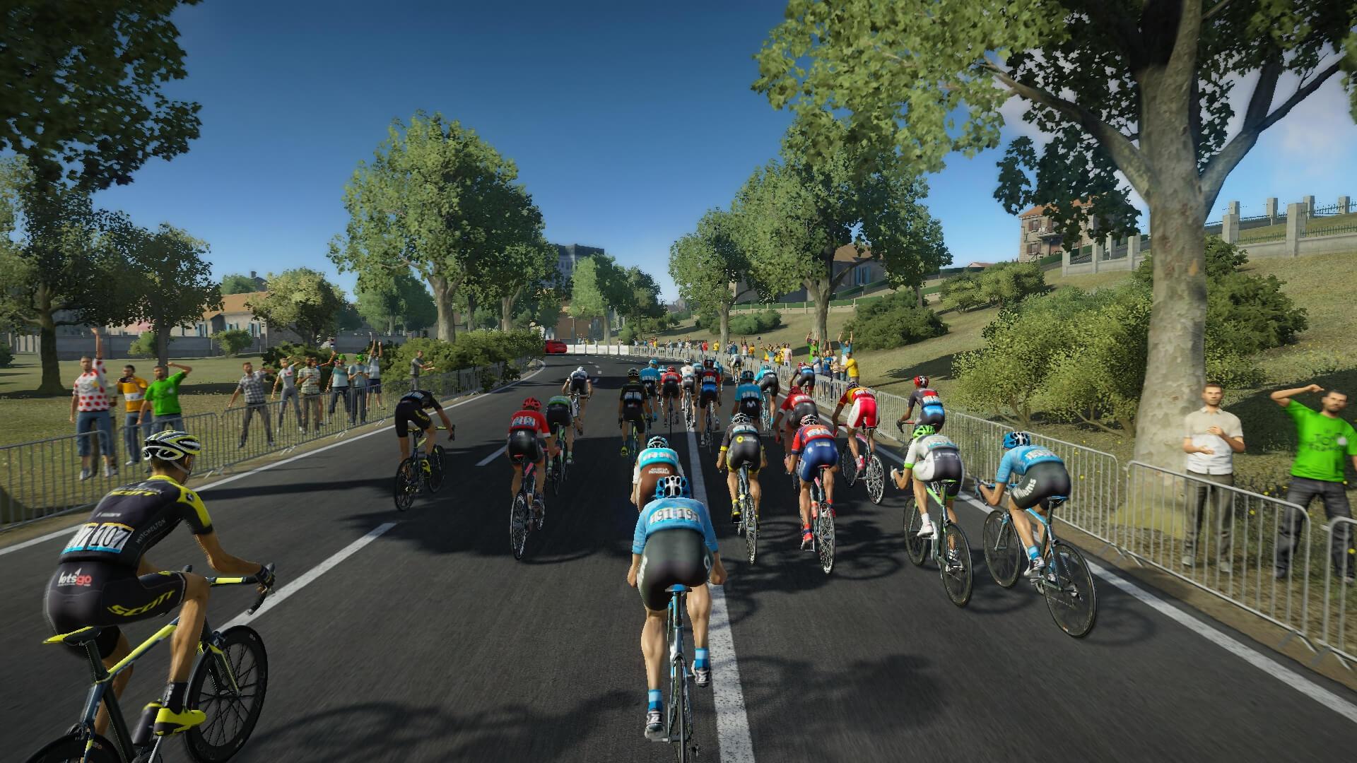 Tour de France 2020 game winnen