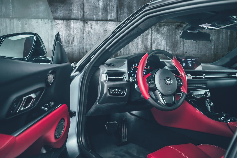 Toyota GR Supra Legend