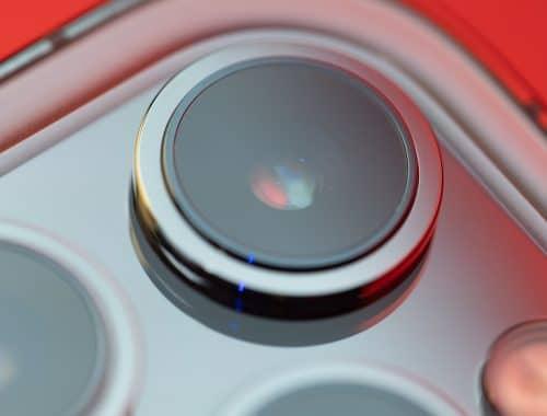 Trillingen van motoren beschadigen iPhone-camera