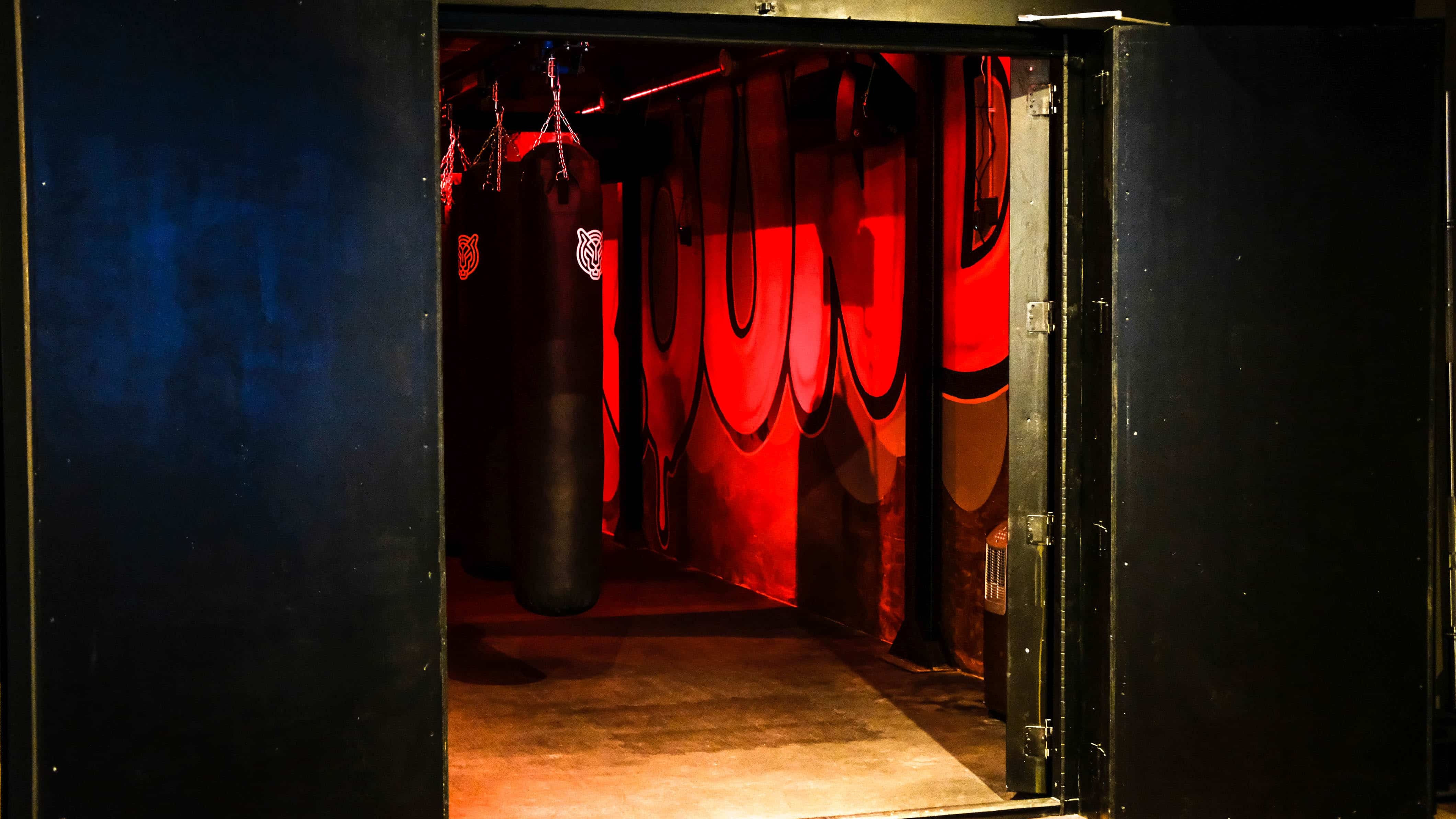 underground gym amsterdam