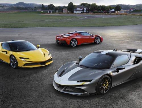 Universo Ferrari 2019