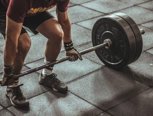 V-shape ontwikkelen 5 oefeningen voor sterke rug