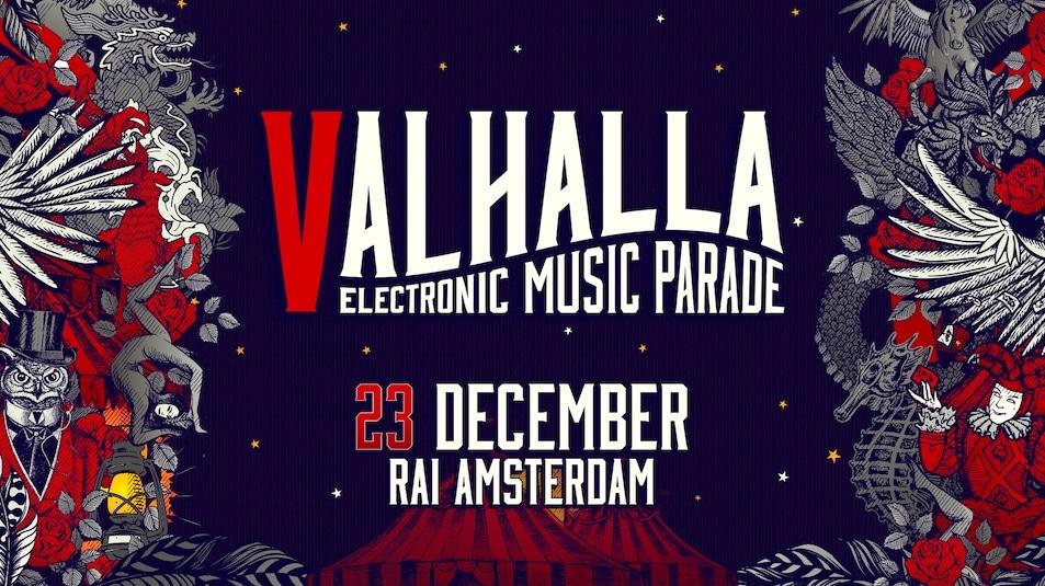 Valhalla 2017 festival amsterdam