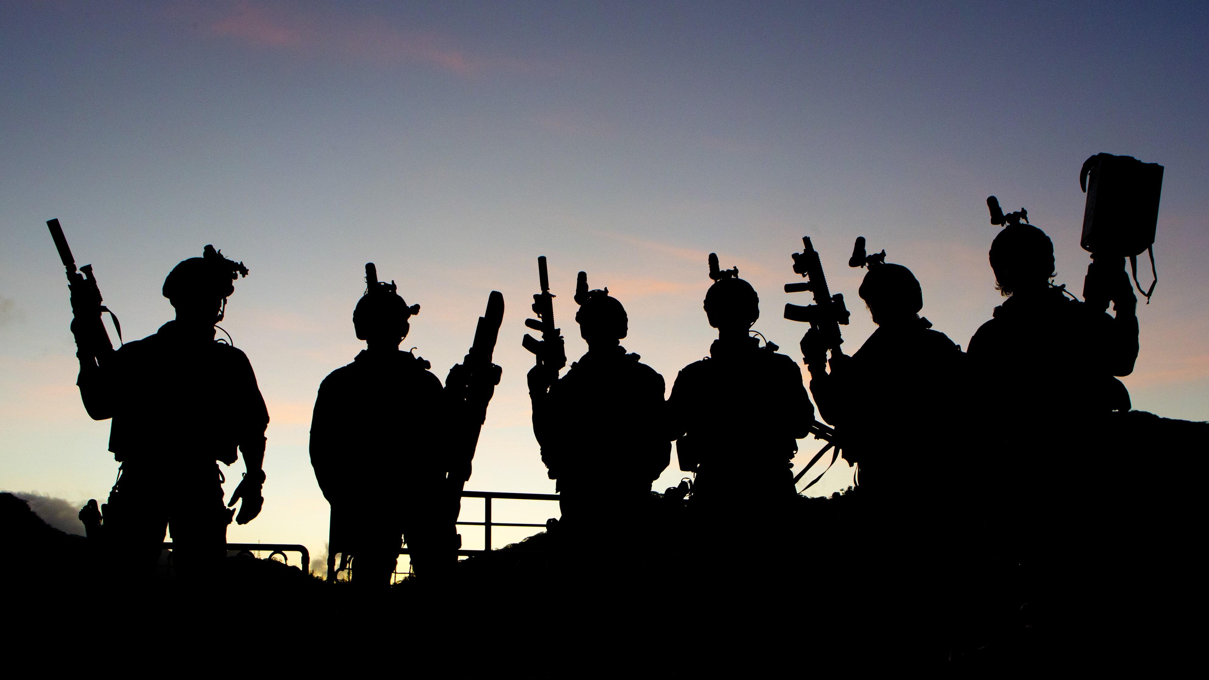 Videoland-serie MARSOF: special forces van Nederland