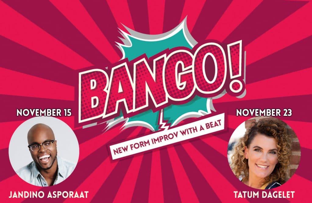 Bango! Jandino Boom Chicago