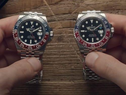 Waarom nep Rolex-horloges zo goed zijn nagemaakt