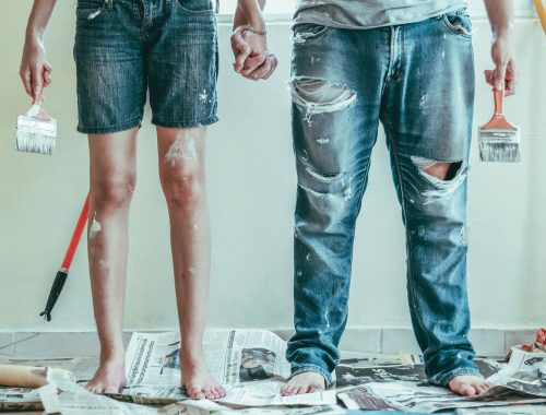 wat doen met afval klussen bouwafval tips