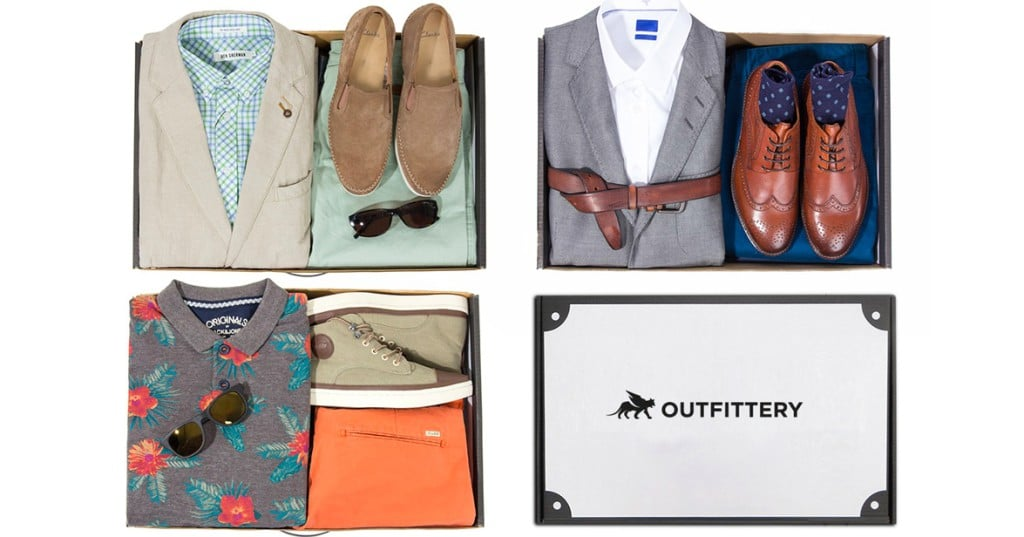 Win E100,- shoptegoed bij Outfittery! Mannenstyle winactie herenmode online