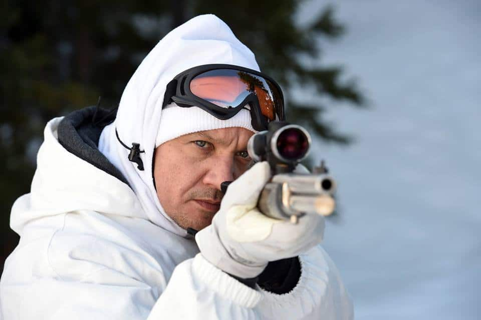 Wind River Jeremy Renner trailer