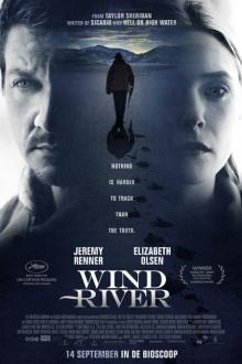 Wind river poster bioscoop