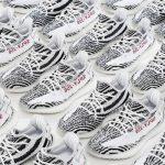 YEEZY BOOST 350 V2 Zebra restock