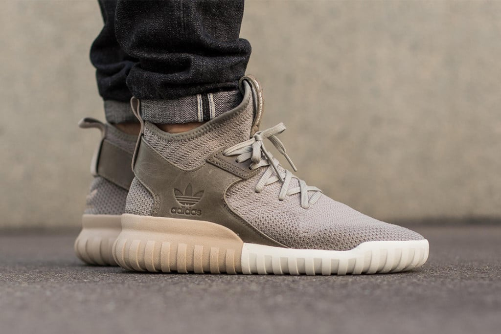 adidas Originals Tubular X 'Sesame' sneakers online mannenstyle