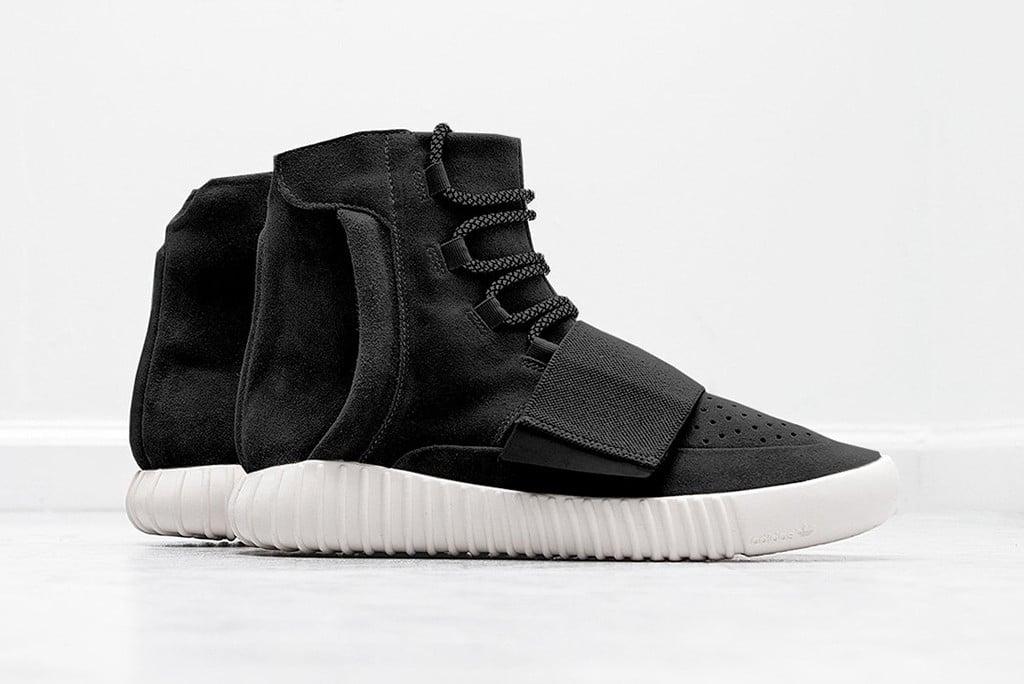 adidas Originals Yeezy 750 Boost zwart online sneakers MAnnenstyle