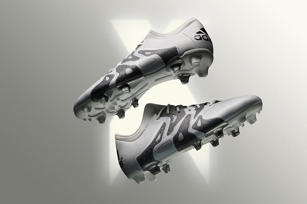 adidas X voetbalschoen 'White:Silver' online mannenstyle