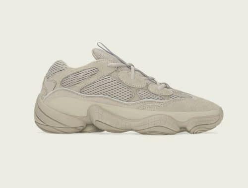 """adidas YEEZY 500 """"Taupe Light"""" releasedatum"""