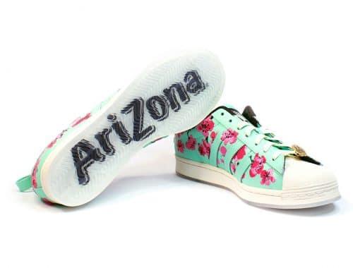 AriZona x adidas Originals Superstar sneakers