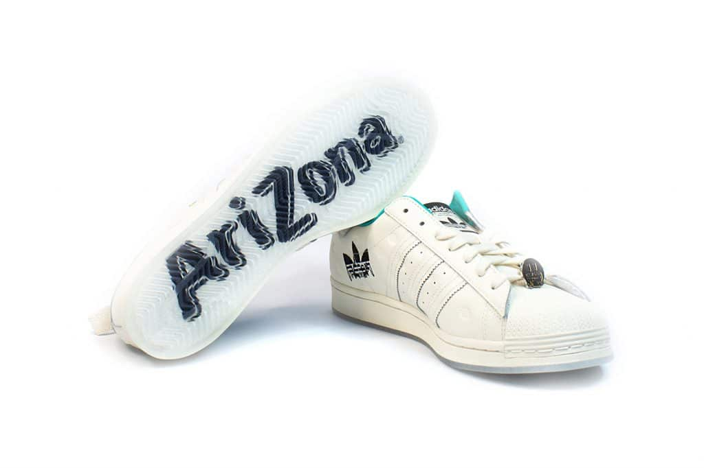 AriZona x adidas Originals Superstar sneakers