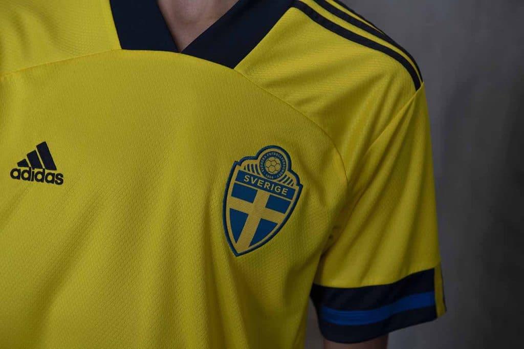 adidas EURO 2020-voetbalshirts